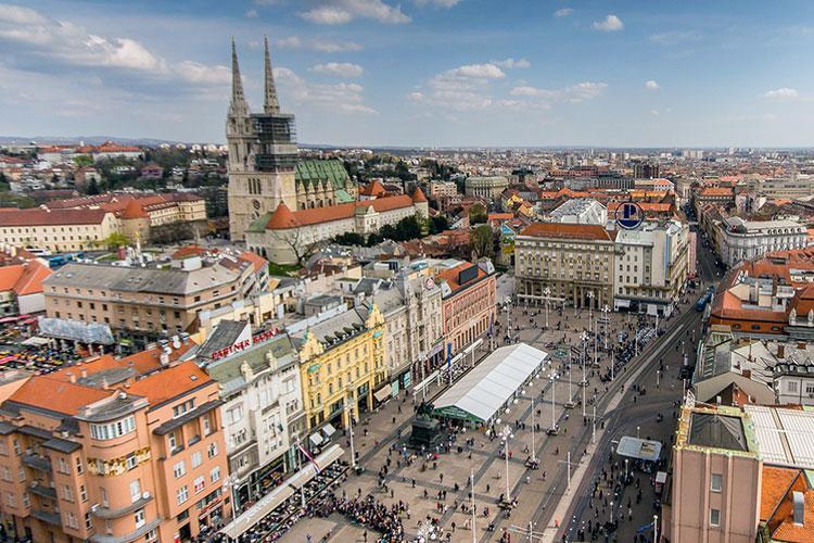 Ausstellungsraum Zagreb