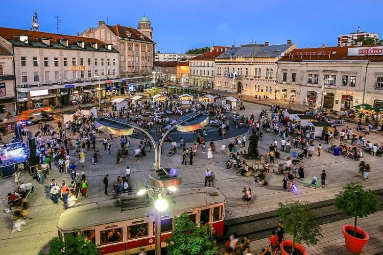 Prodajni salon Osijek