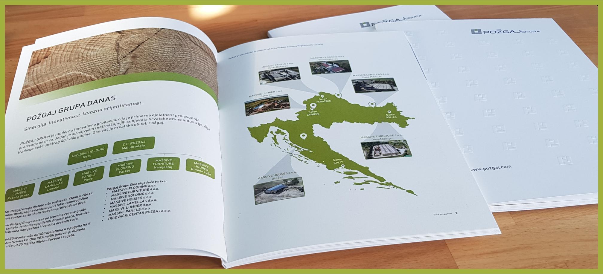 Korporativni katalog Požgaj Grupe
